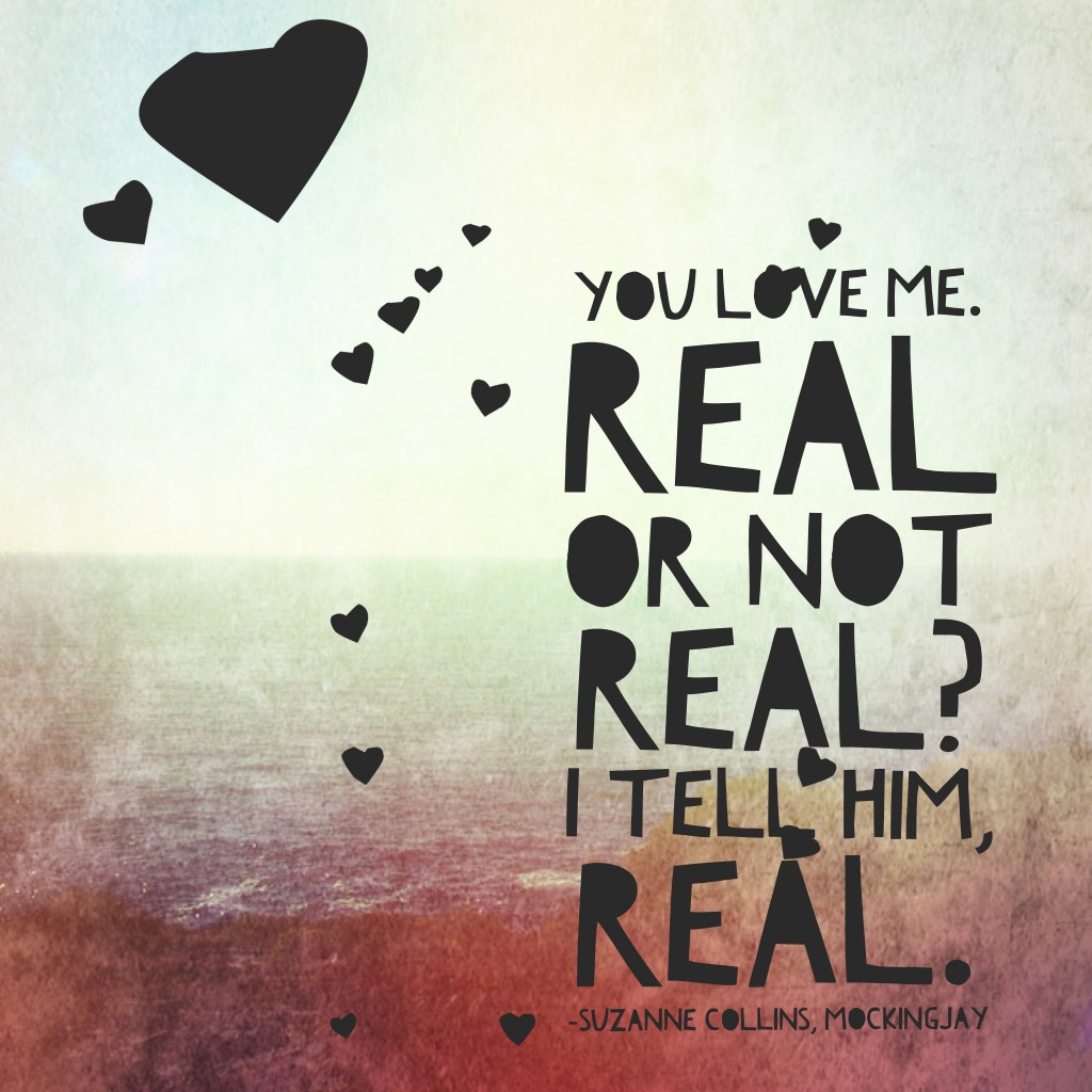 Quote of the Day – Real!
