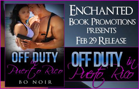 Off Duty in Puerto Rico by Bo Noir