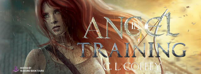 Angel in Training REVIEW banner