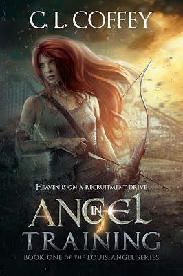 Angel in Training front cover