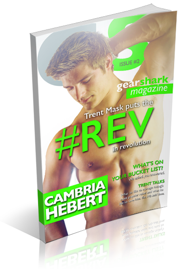 #Rev (GearShark Series #2) by Cambria Hebert