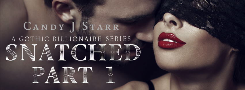 Snatched (Snatched, #1) by Candy J. Starr Cover Reveal
