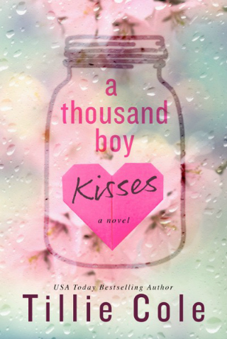 a Thousad boy kisses book cover