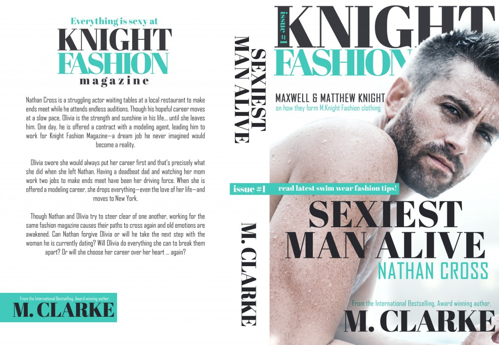 Knight Fashion by M. Clarke Book Trailer