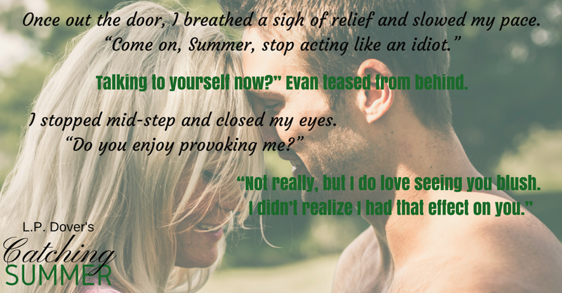Catching Summer (Second Chances #6) by L.P. Dover