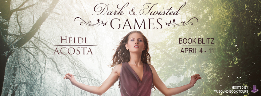 Dark & Twisted Games blitz banner
