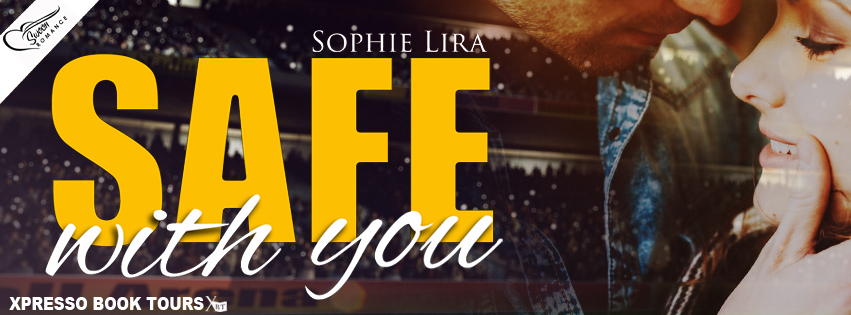 Safe With You by Sophie Lira Cover Reveal