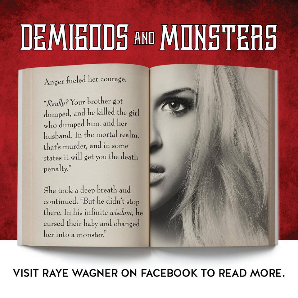 Teaser Demigods and Monsters #1