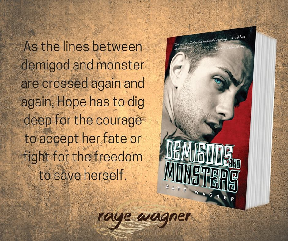 Teaser Demigods and Monsters #2