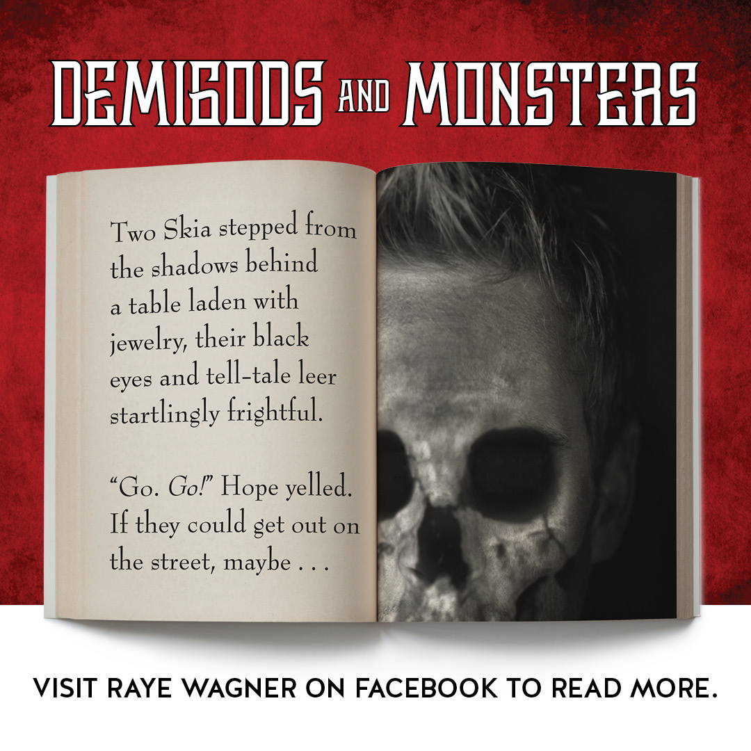 Teaser Demigods and Monsters #3
