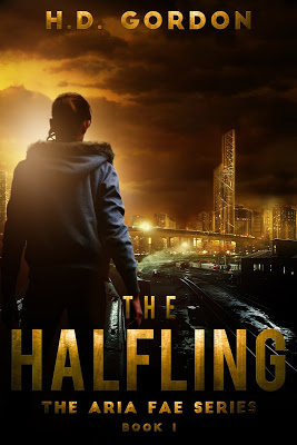 the halfling cover