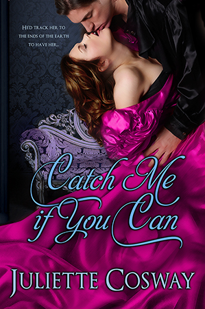 Catch Me if You Can by Juliette Cosway