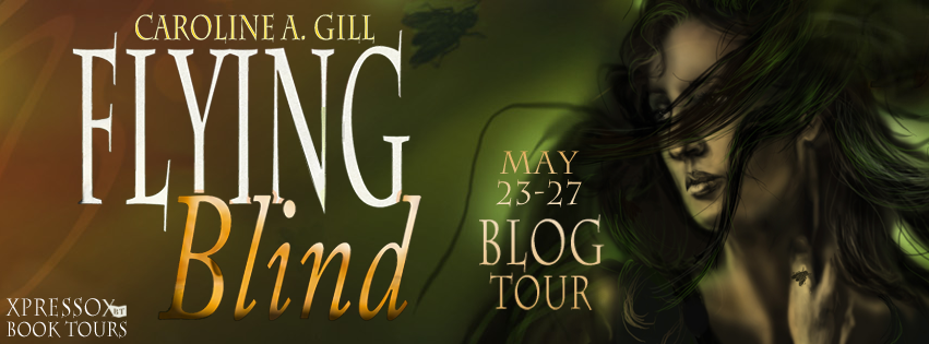 Flying Blind (The Flykeeper Chronicles#2) by Caroline A. Gill