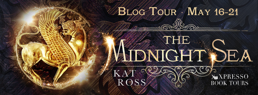 The Midnight Sea (Fourth Element #1) by Kat Ross
