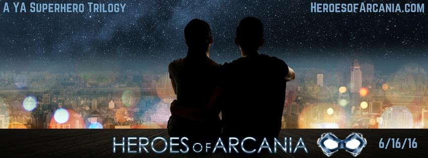 Heroes of Arcania Trilogy by Liz Long Cover Reveal