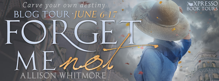 Forget Me Not by Allison Whitmore