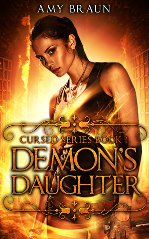 Cursed Series Demon's Daughter