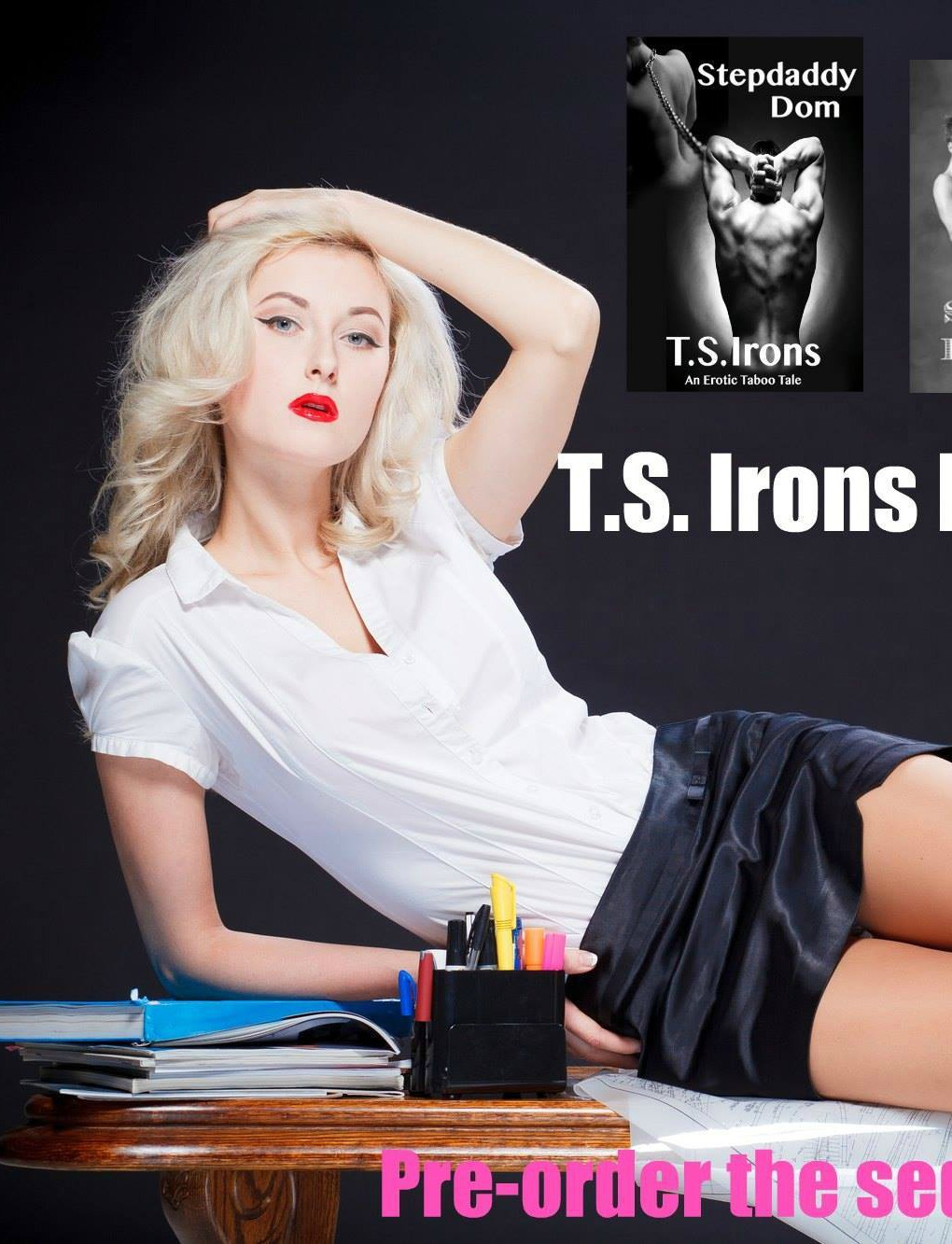 T.S Irons Back to School Sale!