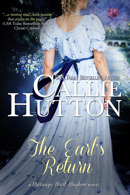 The Earl's Return by Callie Hutton