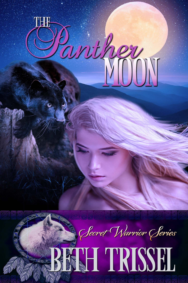 The Panther Moon (The Secret Warrior Series #3) by Beth Trissel