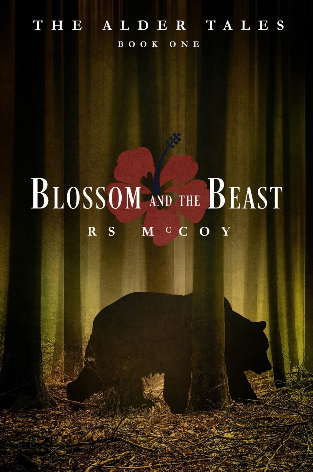 Blossom and the Beast (The Alder Tales #1) by R.S. McCoy