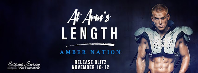 At Arm's Length by Amber Nation