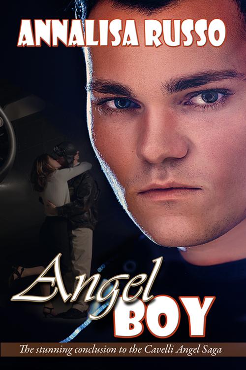 Angel Boy by Annalisa Russo