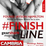 #FinishLine (GearShark #5) by Cambria Hebert