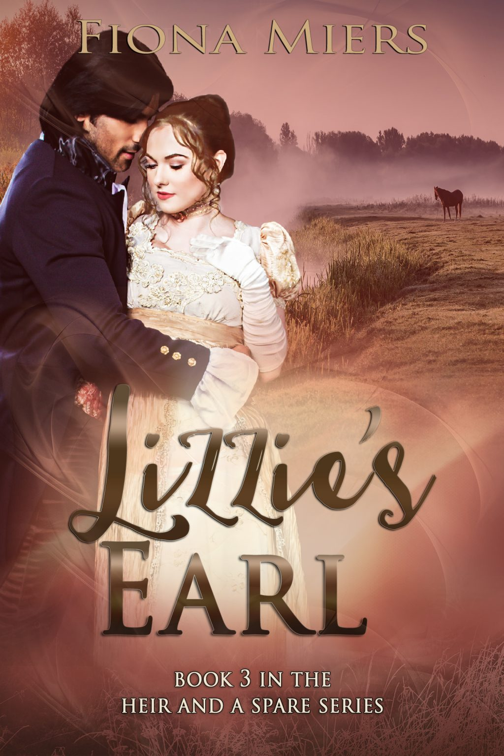 Lizzie's Earl by Fiona Miers