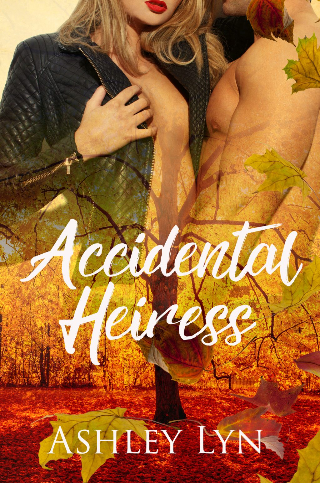 Accidental Heiress (Welcome to Spartan Series) by Ashley Lyn