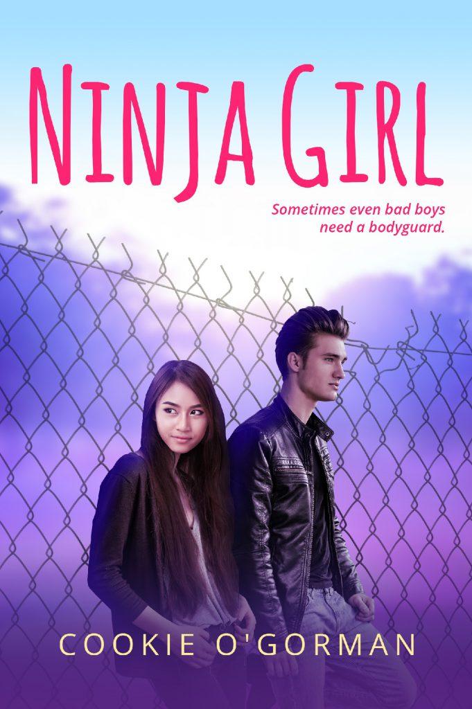 Ninja Girl byCookie O'Gorman