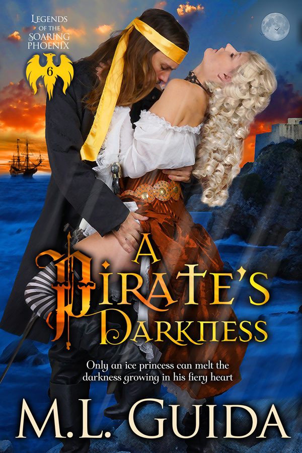 A Pirate's Darkness by M.L. Guida
