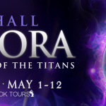Sonora and the Eye of the Titans (Sonora #1) by T.S. Hall