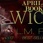 Wicked (A Damned Novel #2) by LM Pruitt