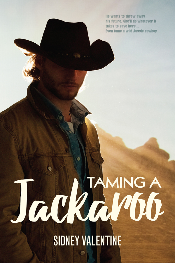 Taming a Jackaroo by Sidney Valentine