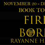 Fire Born (The Guardian Series #1) by Rayanne Haines