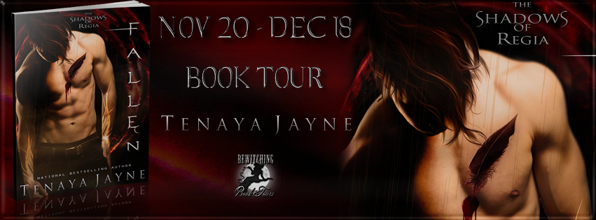 Fallen (Shadows of Regia #1) by Tenaya Jayne