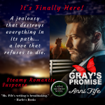 Gray's Promise (King Security #2) by Anni Fife