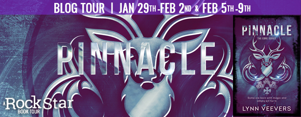 Pinnacle (The Core Series Book #1) by Lynn Veevers