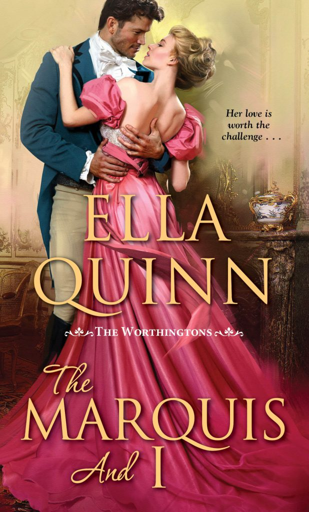 The Marquis and I by Ella Quinn