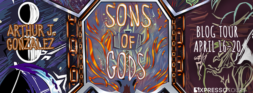 Sons of Gods by Arthur J. Gonzalez