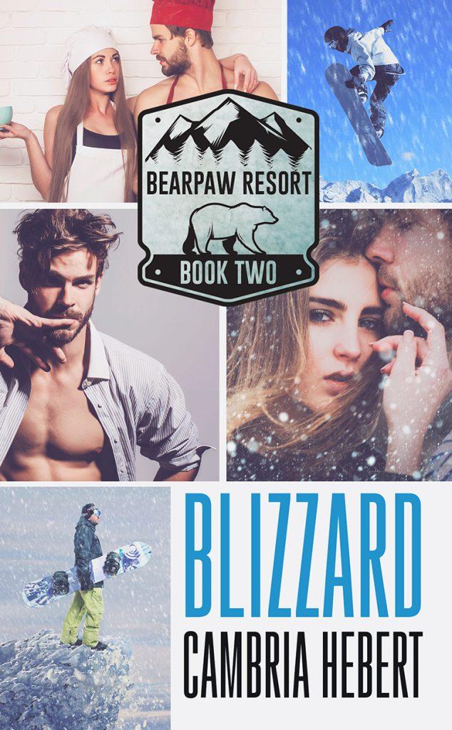 Blizzard (BearPaw Resort #2) by Cambria Hebert