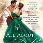It's All About the Duke (The Rakes of St. James #3) by Amelia Grey