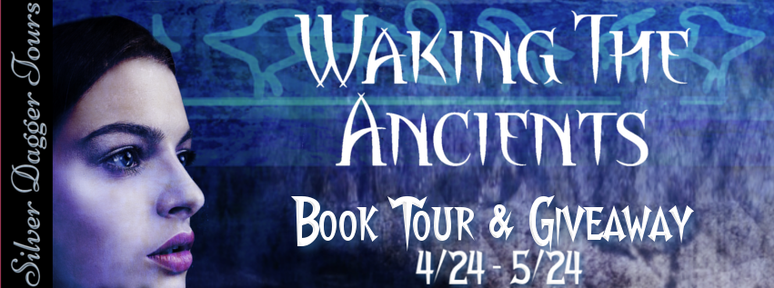 Waking the Ancients (Nemesis of the Gods #2) by Catherine Cavendish