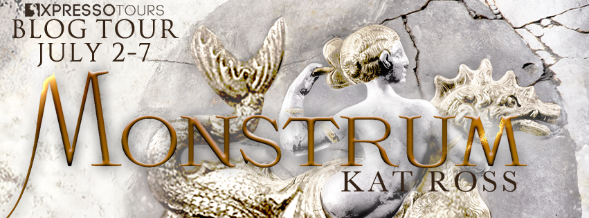 Monstrum (Fourth Talisman #3) by Kat Ross
