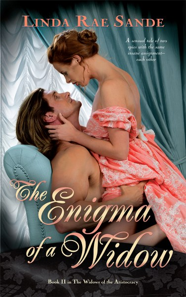The Enigma of a Widow (The Widows of Aristocracy #2) by Linda Rae Sande