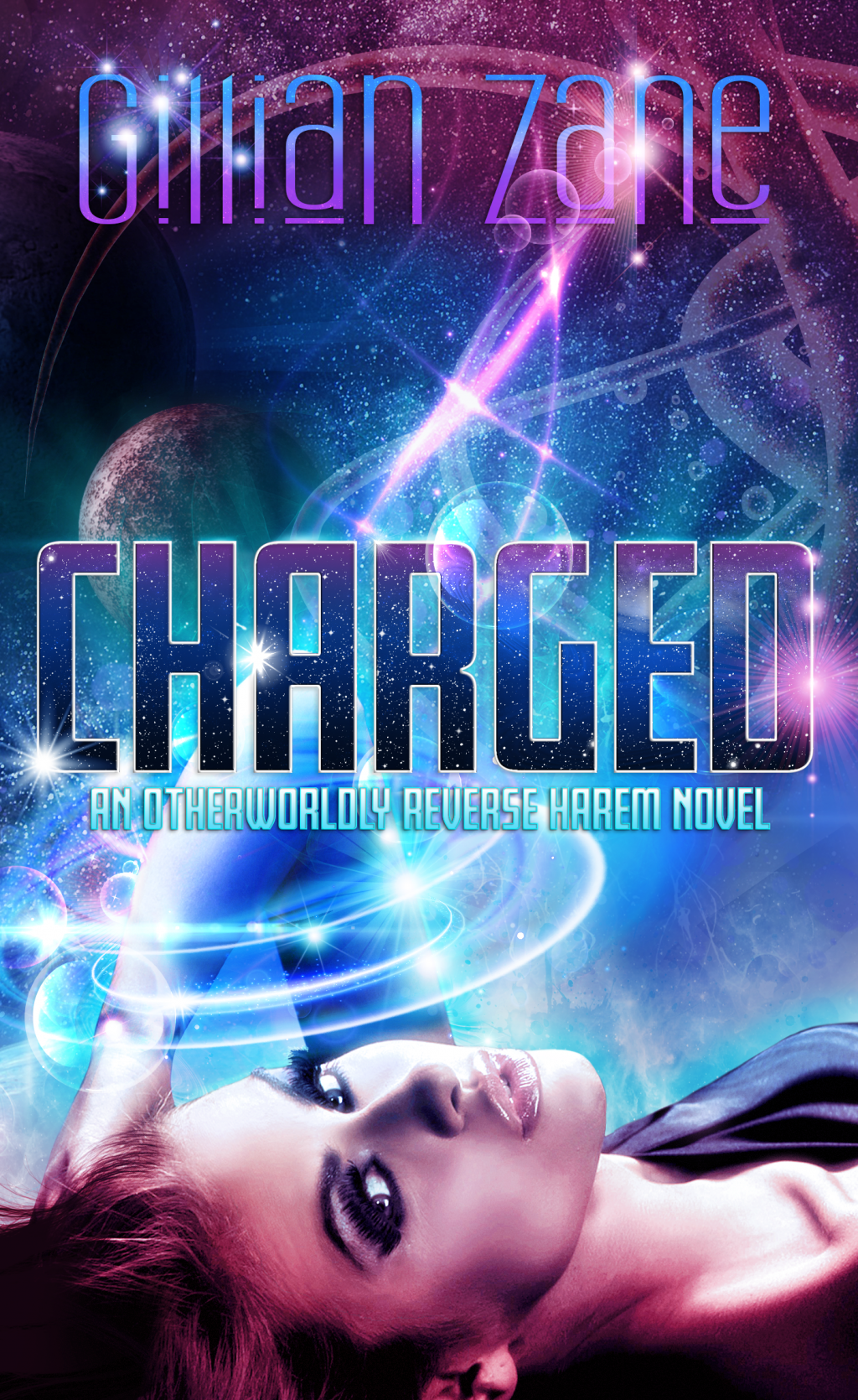 CHARGED by Gillian Zane
