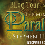 Paralucidity (The Memortality Saga #2) by Stephen H. Provost