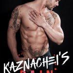 Kaznachei's Pain (Bratva & Cosa Nostra Series #5) by V.F. Mason