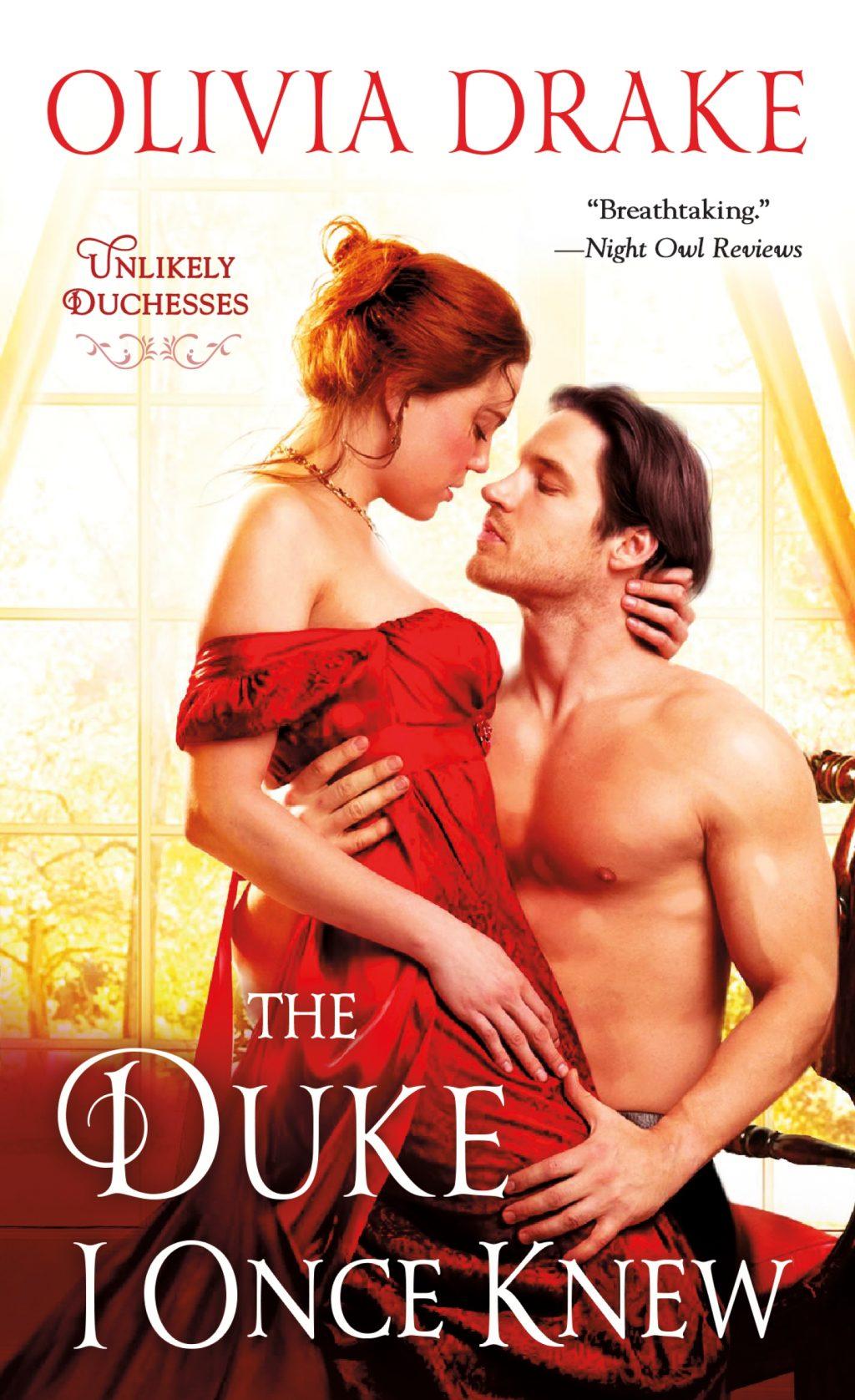 The Duke I Once Knew by Olivia Drake